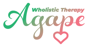 Agape Wholistic Therapy logo